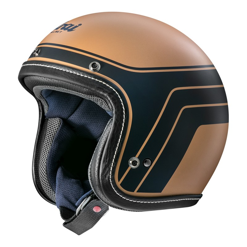 Casca open face Arai...