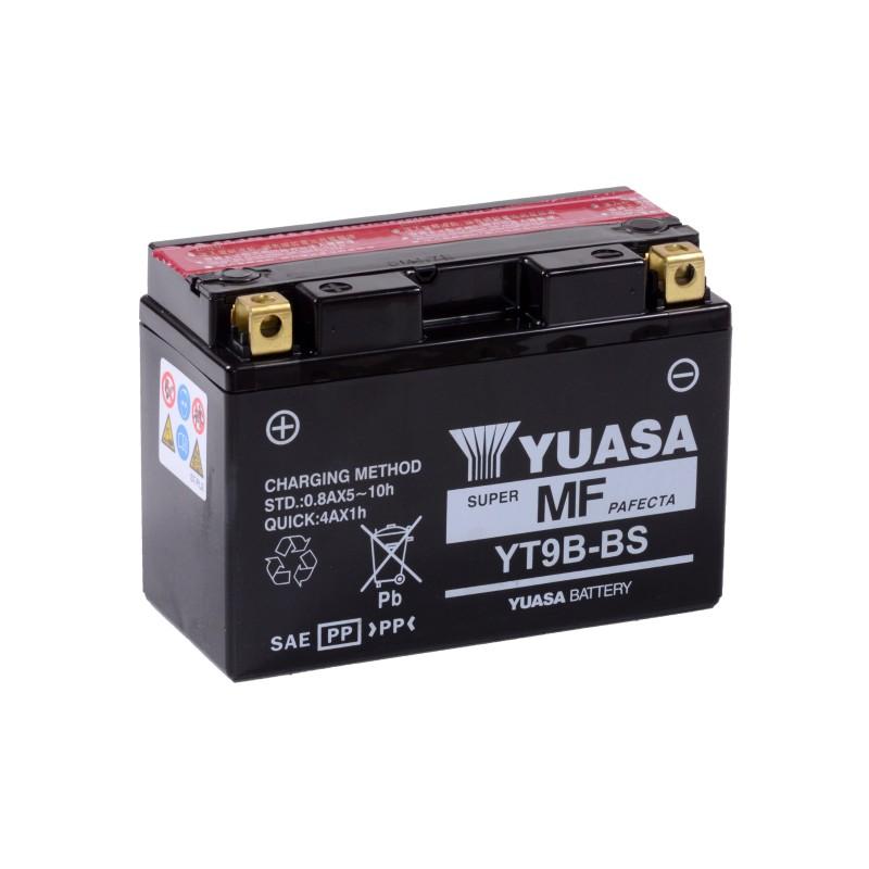 Baterie moto Yuasa AGM 12V...
