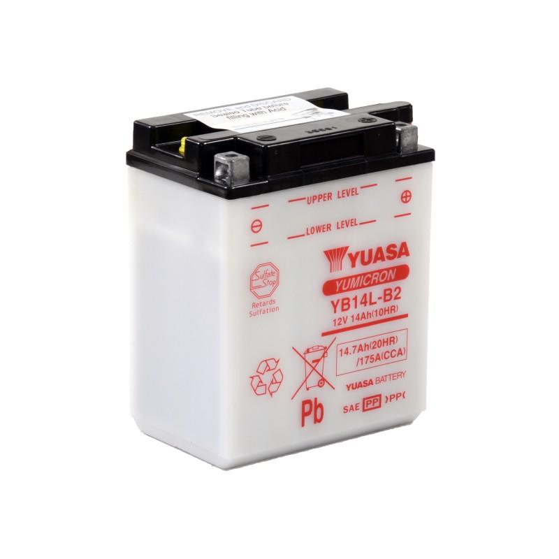Baterie moto Yuasa YuMicron...