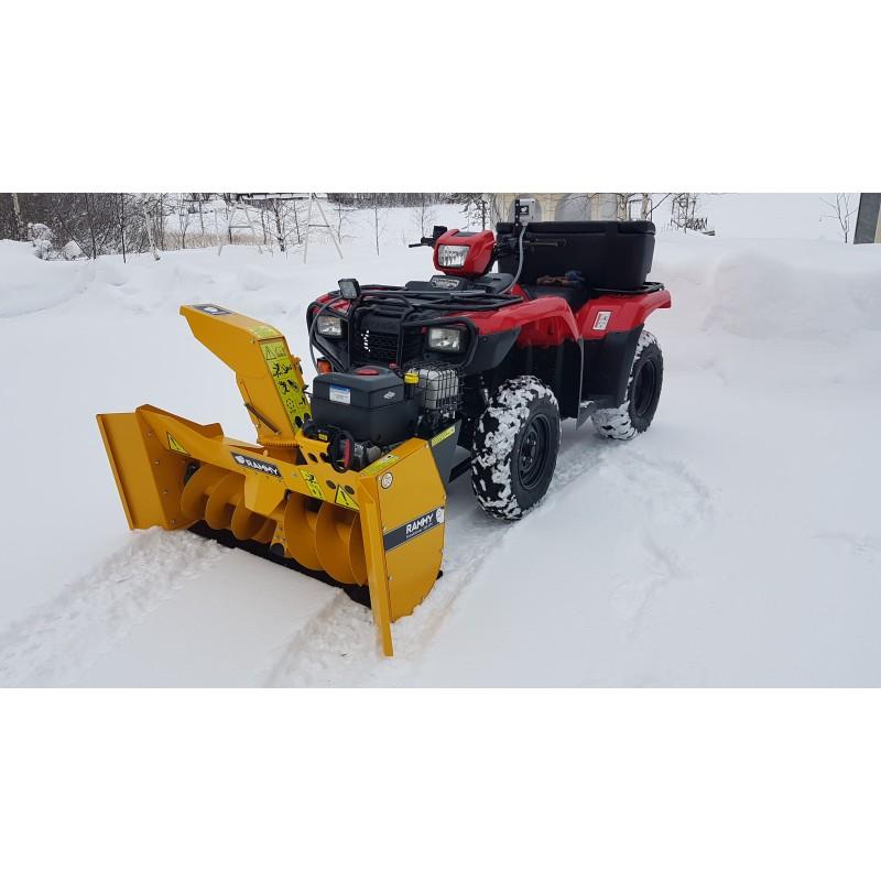 Masina de suflat zapada pentru ATV RAMMY 140
