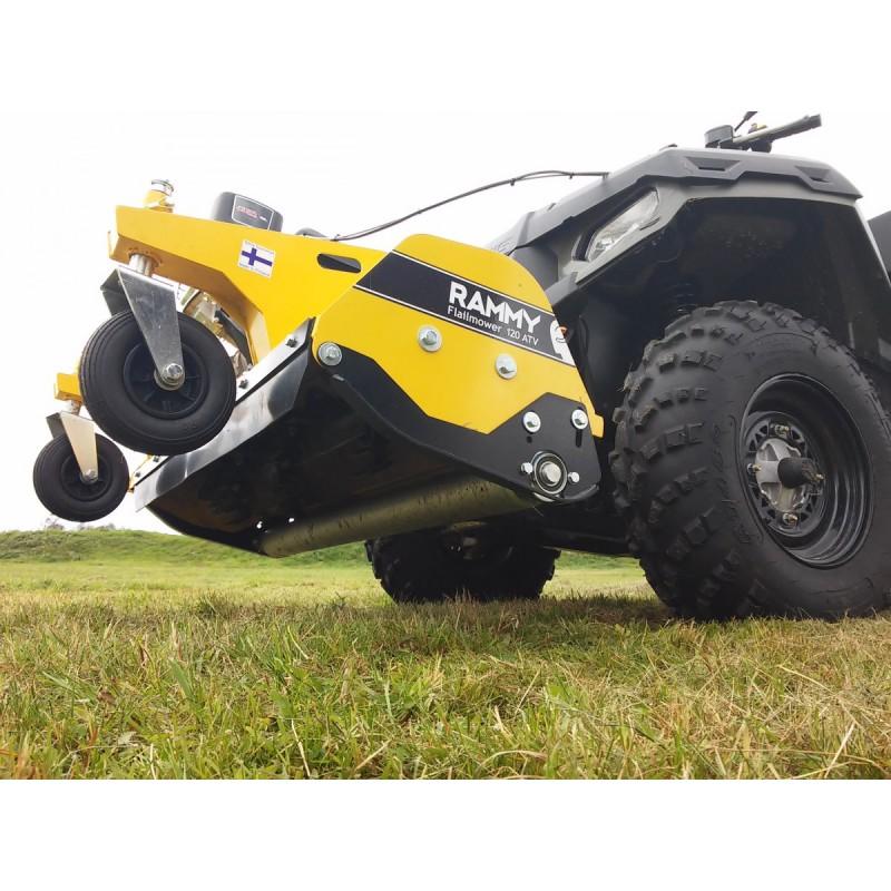 Masina de tuns iarba pentru ATV RAMMY 120
