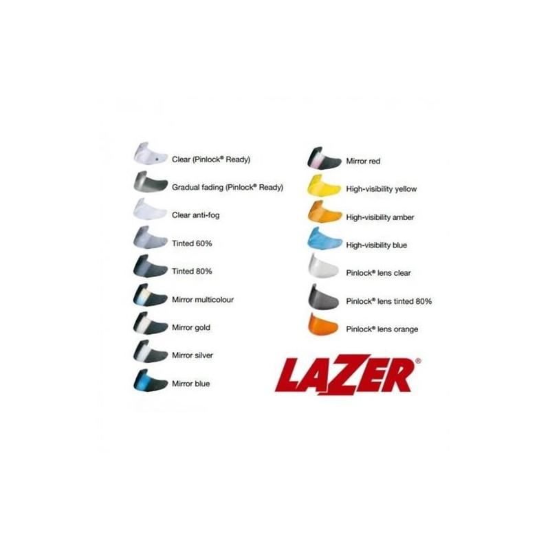 Viziera Lazer Tempo SF Clar