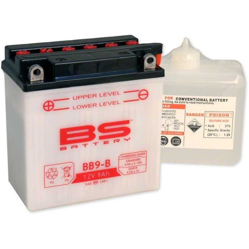 Baterie conventionala BB9-B...