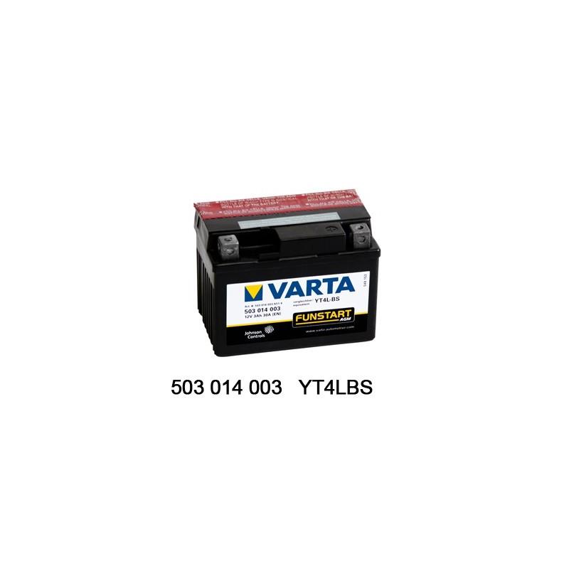 Varta AGM 12V 3Ah YT4L-4 /...