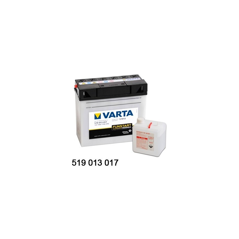 Varta FP 12V 19Ah 51913