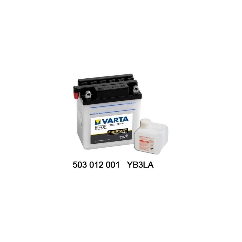 Varta FP 12V 3Ah YB3L-A