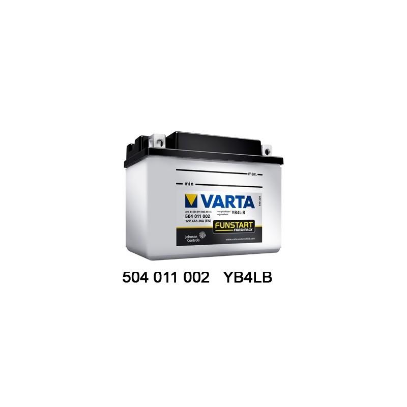 Varta FP 12V 4Ah YB4L-B