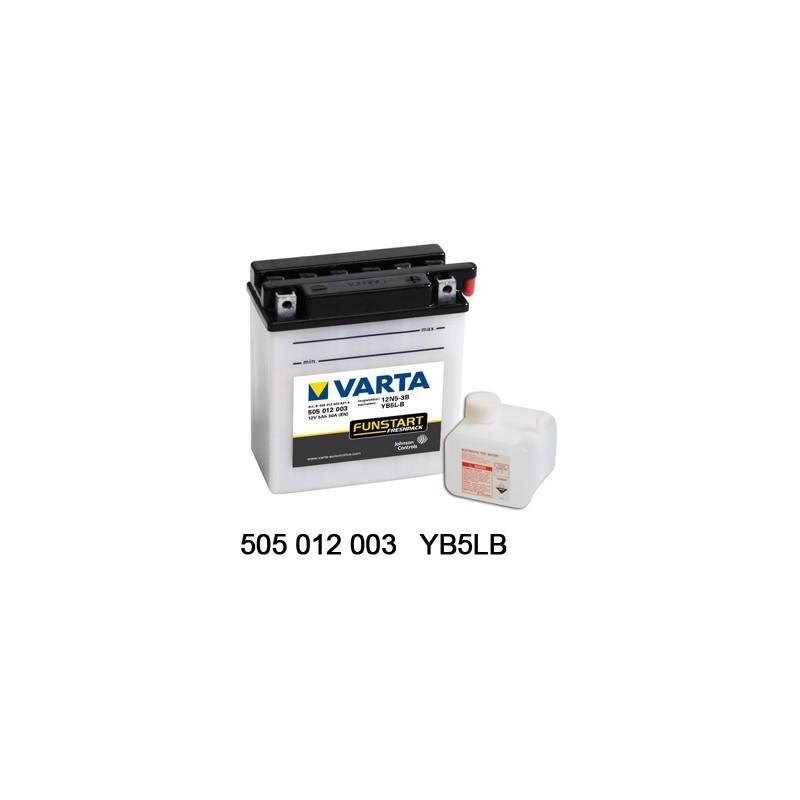 Varta FP 12V 5Ah 12N5-3B /...