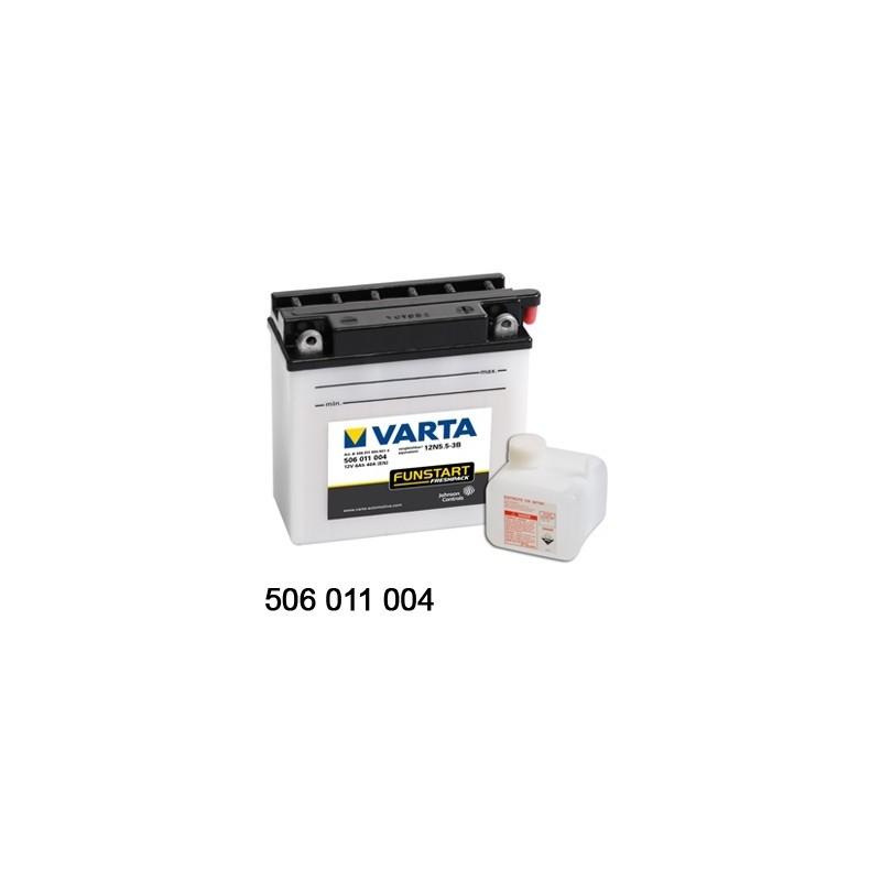 Varta FP 12V 6Ah 12N5.5-3B