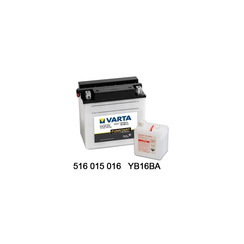 Varta FP 12V 16Ah YB16B-A /...