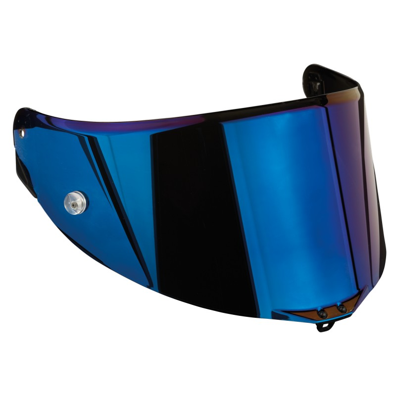 AGV Visor RACE 2 IRIDIUM BLUE