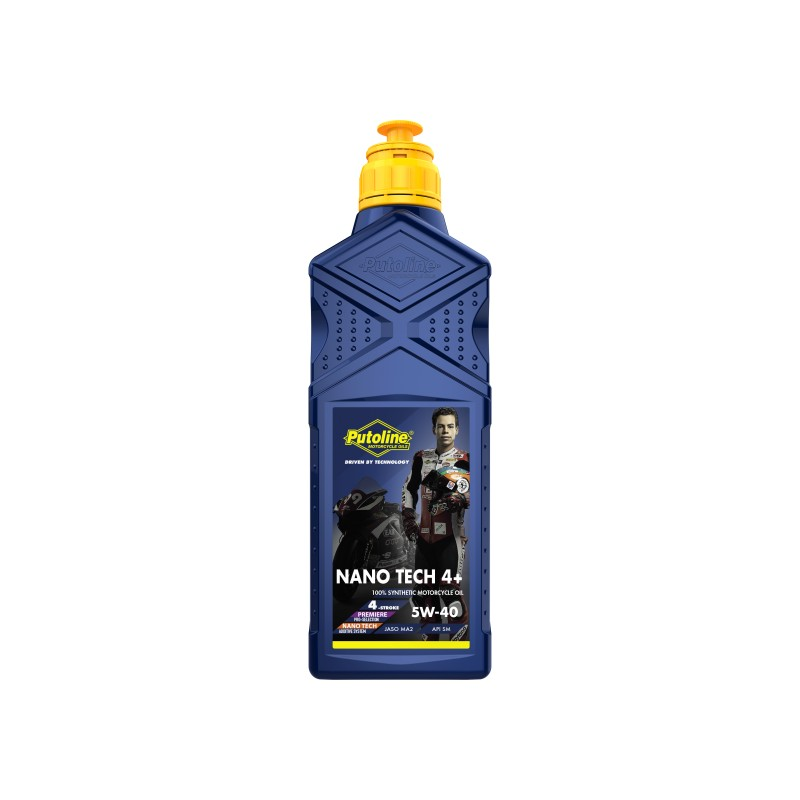 Putoline NANO TECH 4+ 5W-40