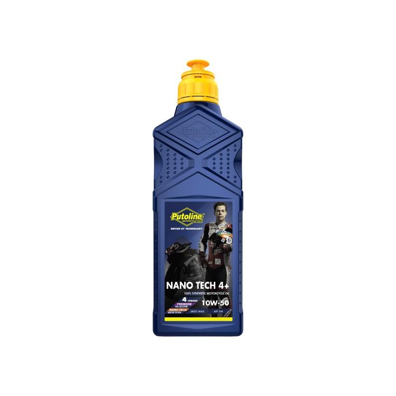 Putoline NANO TECH 4+ 10W-50