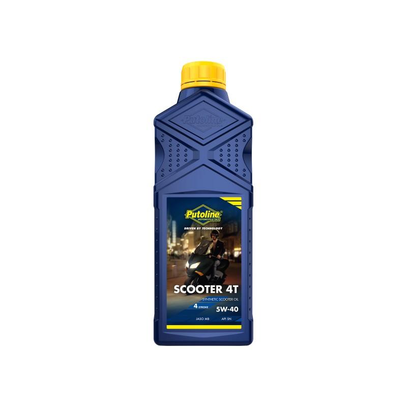 Putoline SCOOTER 4T 5W-40