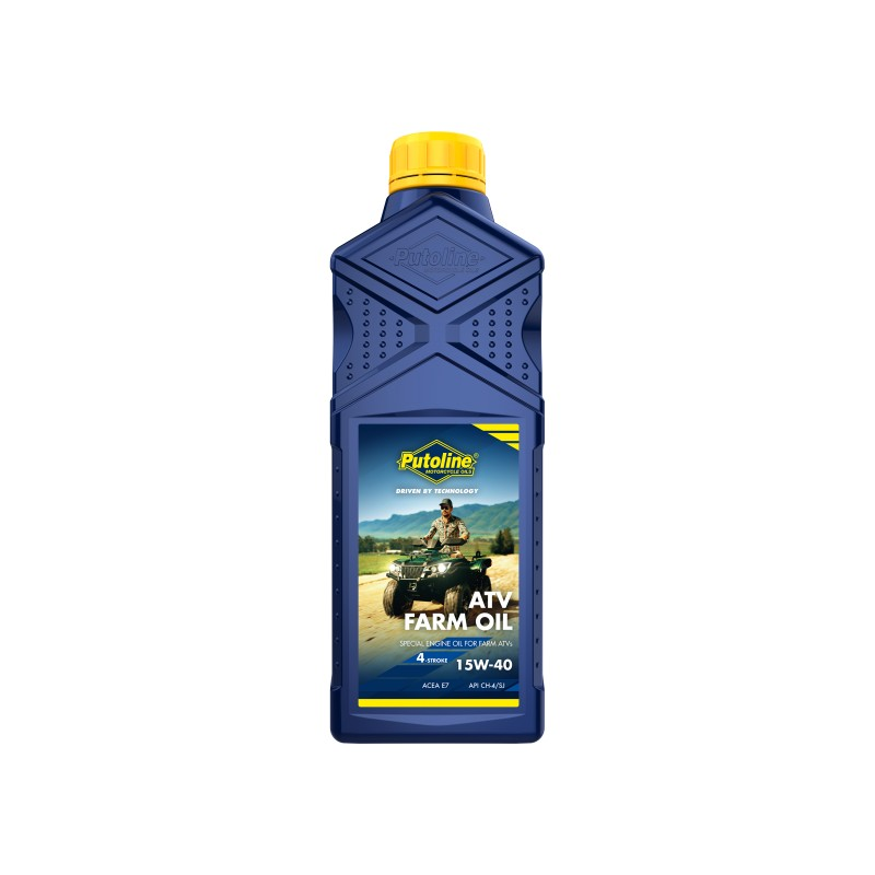 Putoline ATV FARM OIL 15W-40