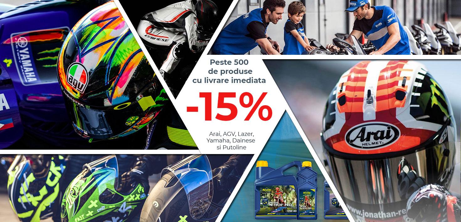 15% discount